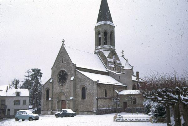 Place sous la neige-9