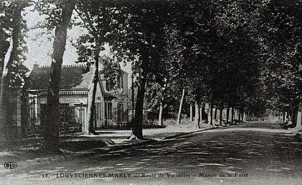 RoutedeVersailles-LouveciennesArchives
