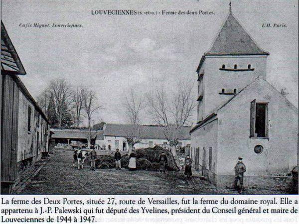 FermeDesDeuxPortes 1914