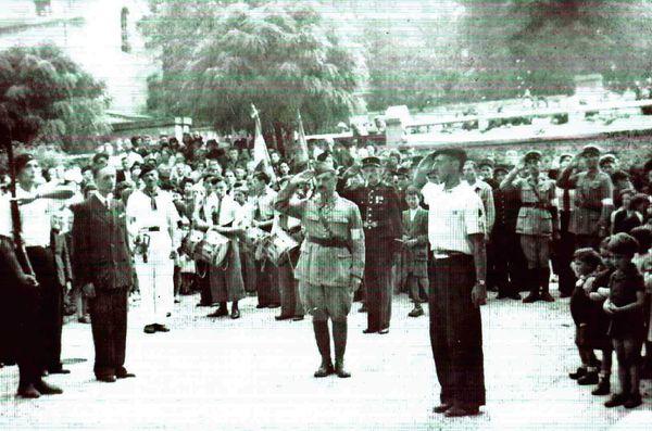 Libération 22-08-1944 Louveciennes