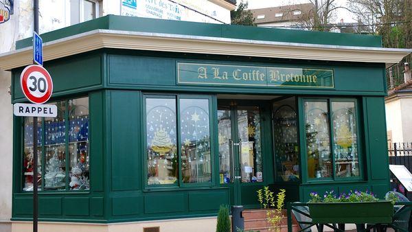 Bougival-Restaurant