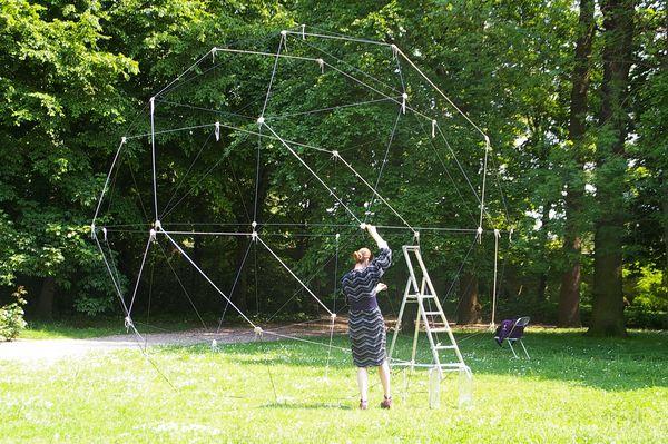 Structure géodésique