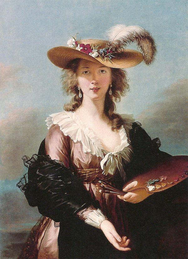 Vigee-LeBrun-Autoportrait1