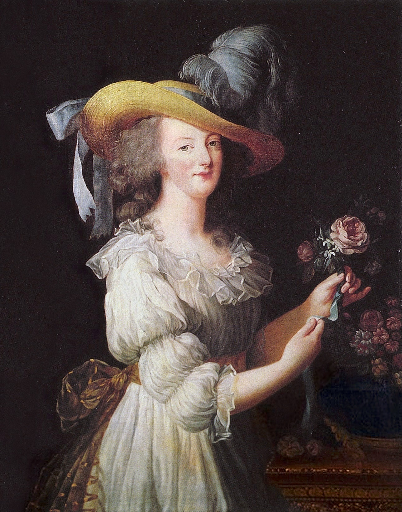 Marie-Antoinette « en gaule »