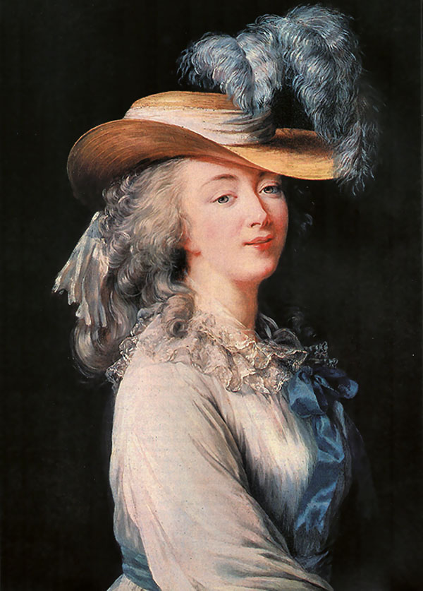 Trois portraits de Madame du Barry - La Tribune de Louveciennes
