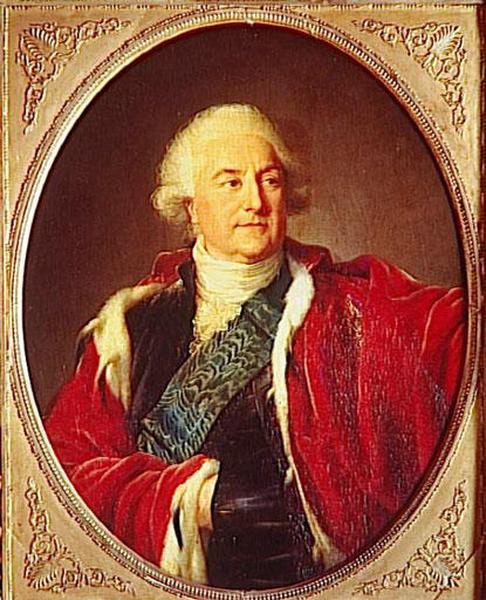 Stanislas Auguste Poniatowski