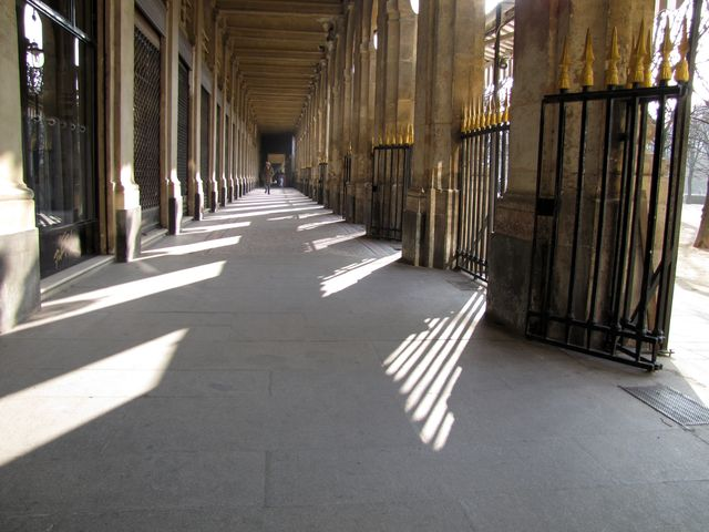 Galerie au Palais Royal