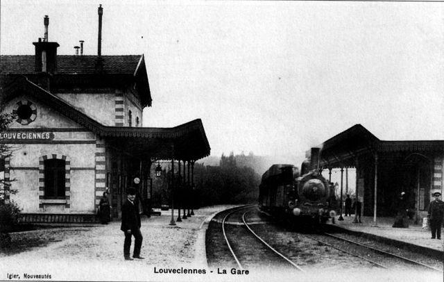 Arrivée_Train_Louveciennes