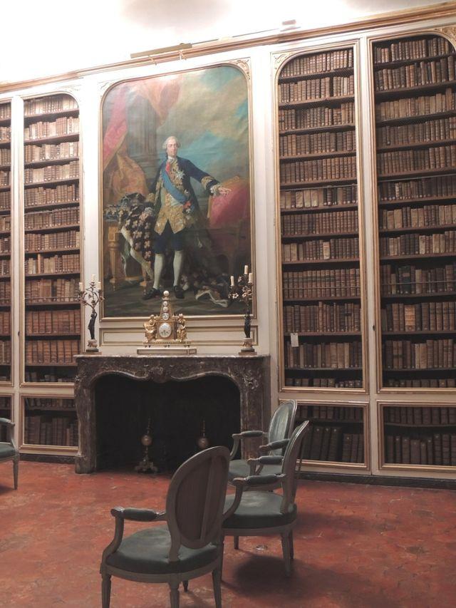 Galerie des AE, salle de France, Versailles