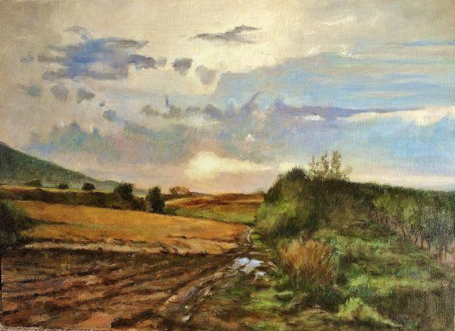 Chemin de Compostellr en Espagne-J.Ducreux