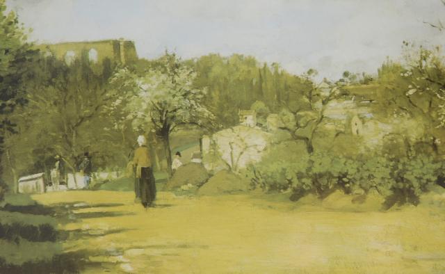 Louveciennes Pissarro