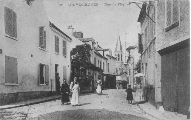 Louveciennes_rue_de_l'église