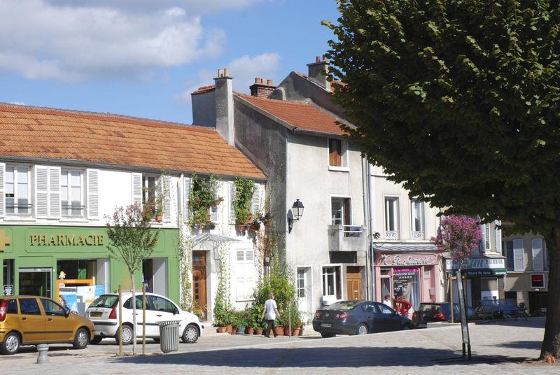 Place de l'égliseAvant