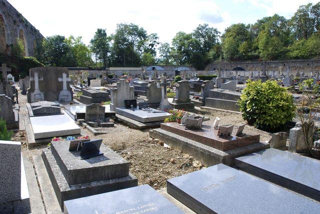Louveciennes ancien cimetière