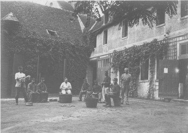 Louveciennes_Cantonnement_août_1915