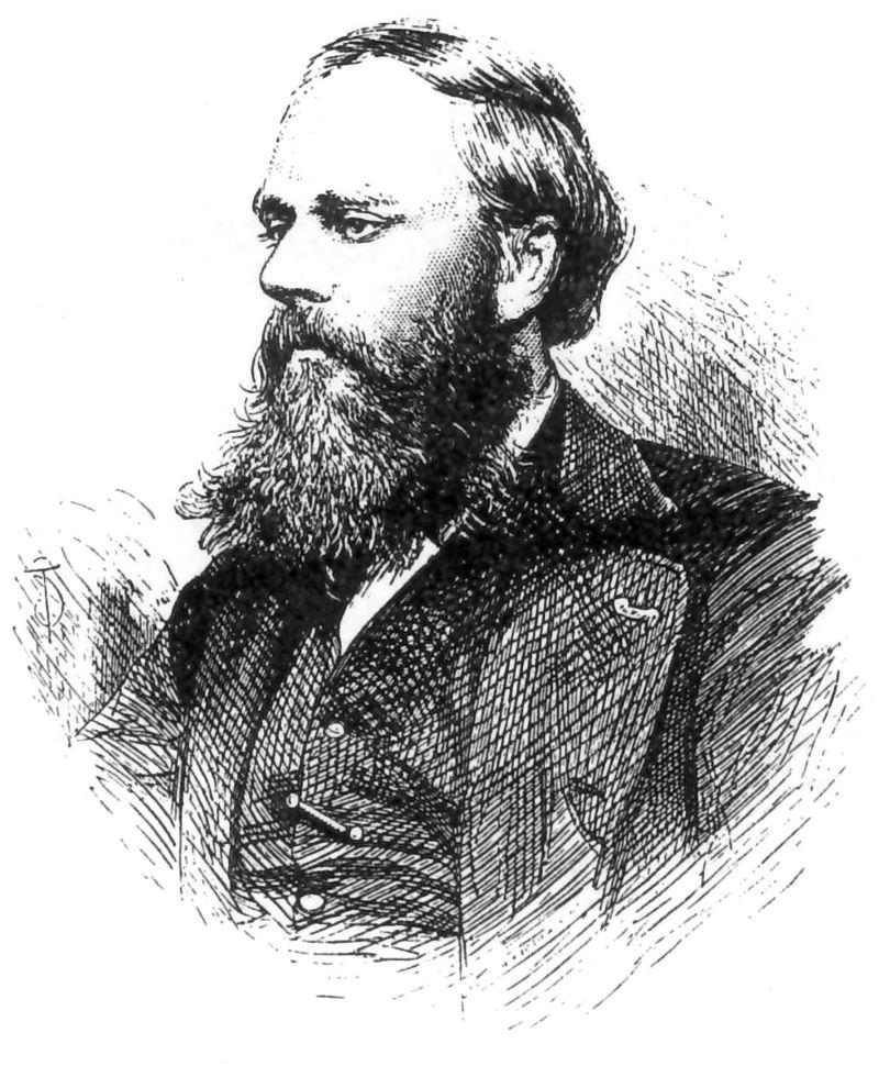 Eugène Rimmel portrait NB