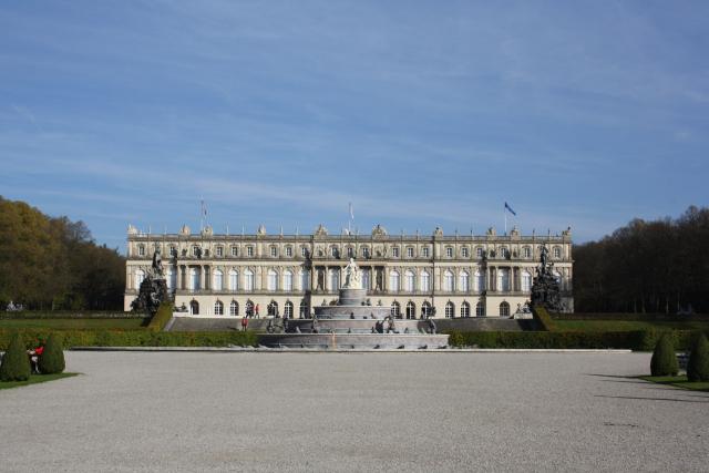 Schloss_Herrenchiemsee