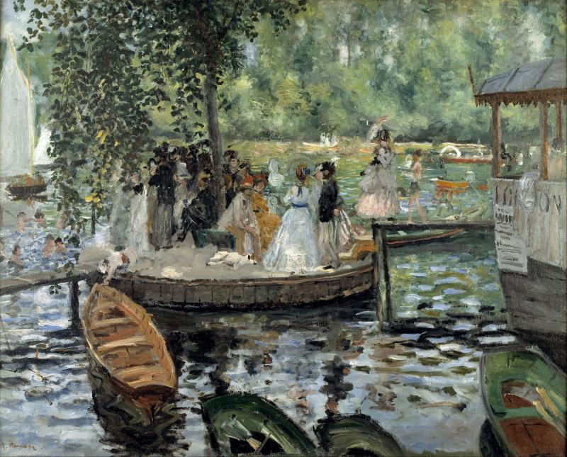 Auguste_Renoir_-_La_Grenouillère_-_Google_Art_Project1 OK